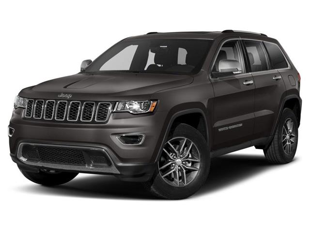 2021 Jeep Grand Cherokee Limited (Stk: 21393) in Mississauga - Image 1 of 9