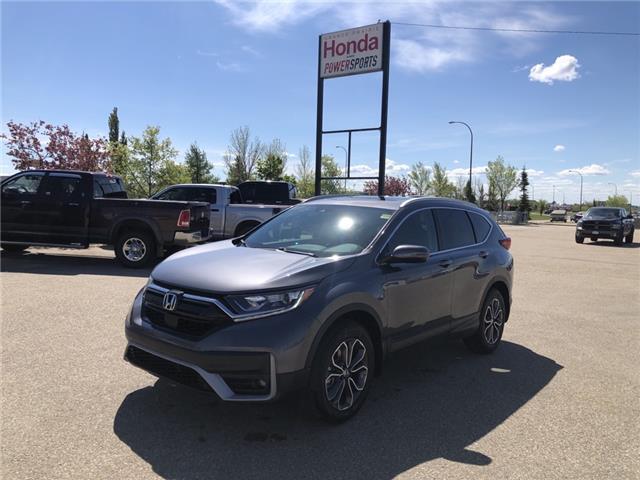 2021 Honda CR-V EX-L (Stk: H14-7570) in Grande Prairie - Image 1 of 23