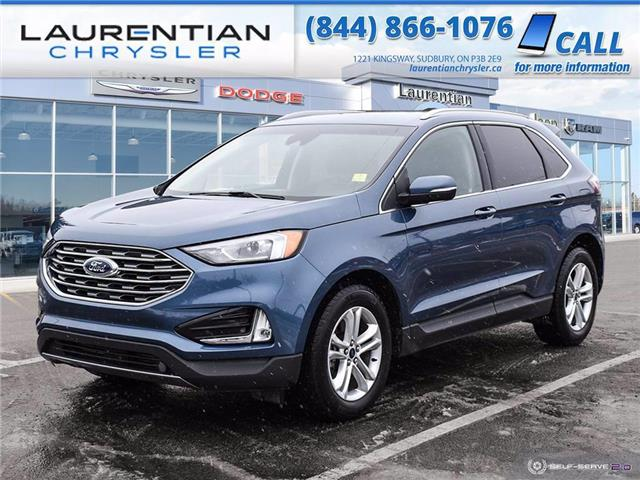 2019 Ford Edge SEL (Stk: BC0086) in Greater Sudbury - Image 1 of 29