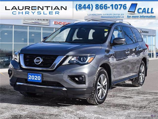 2020 Nissan Pathfinder SV Tech (Stk: BC0111) in Greater Sudbury - Image 1 of 30