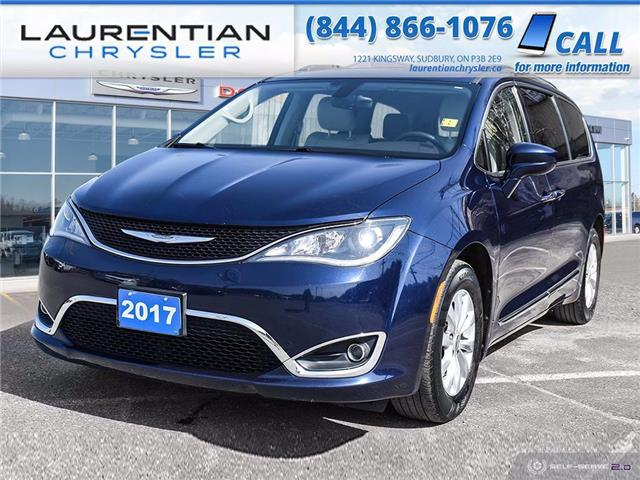 2017 Chrysler Pacifica Touring-L (Stk: 21257A) in Greater Sudbury - Image 1 of 28