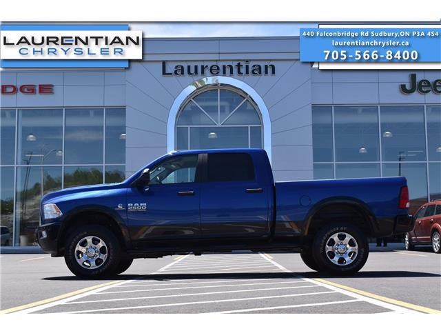 2017 RAM 2500 SLT (Stk: BC0145A) in Greater Sudbury - Image 1 of 26