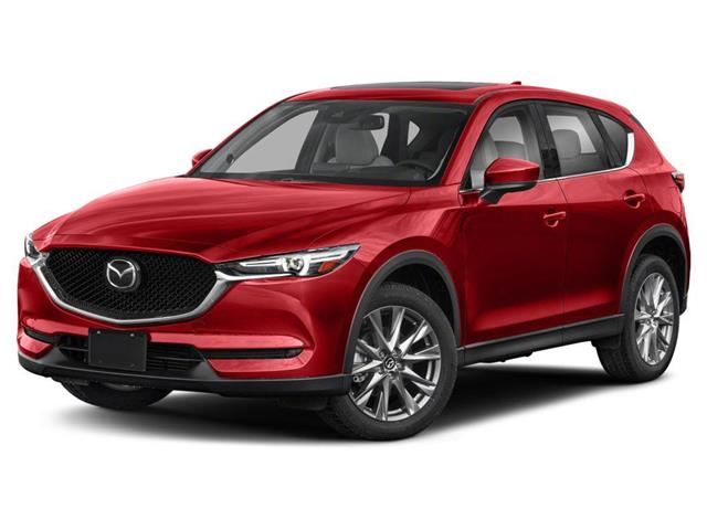 2021 Mazda CX-5 GT w/Turbo (Stk: M8708) in Peterborough - Image 1 of 9