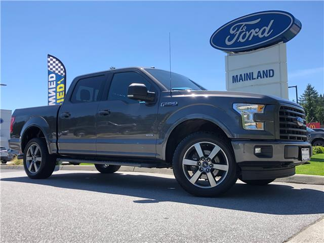 2017 Ford F-150 XLT (Stk: 21RA9511A) in Vancouver - Image 1 of 30