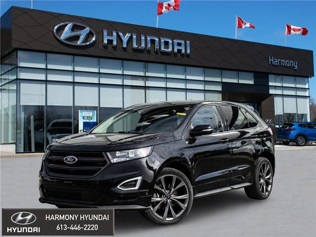 2017 Ford Edge Sport (Stk: P884A) in Rockland - Image 1 of 30