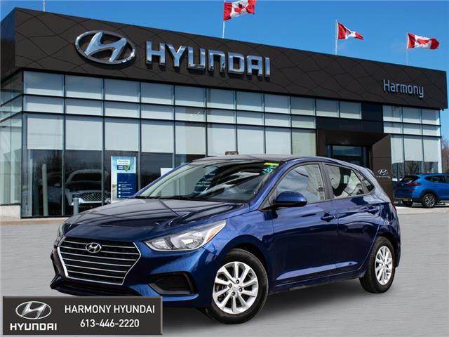 2019 Hyundai Accent Preferred (Stk: P882A) in Rockland - Image 1 of 28