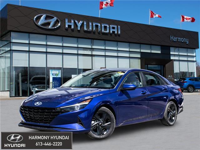 2021 Hyundai Elantra Preferred (Stk: P876A) in Rockland - Image 1 of 28