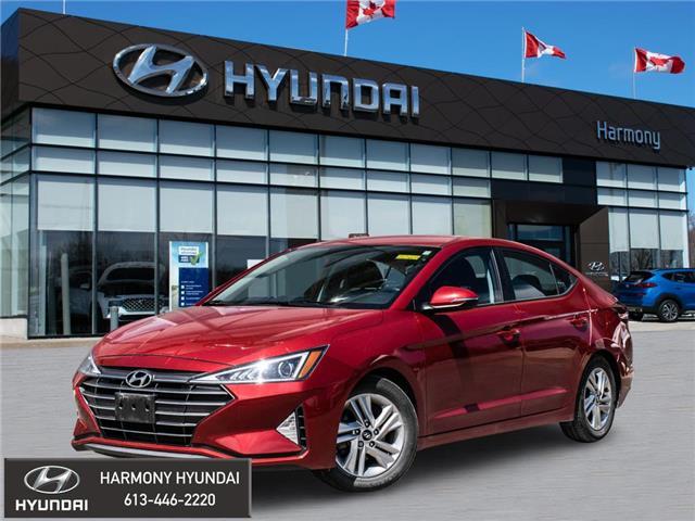 2019 Hyundai Elantra Preferred (Stk: 21260A) in Rockland - Image 1 of 26