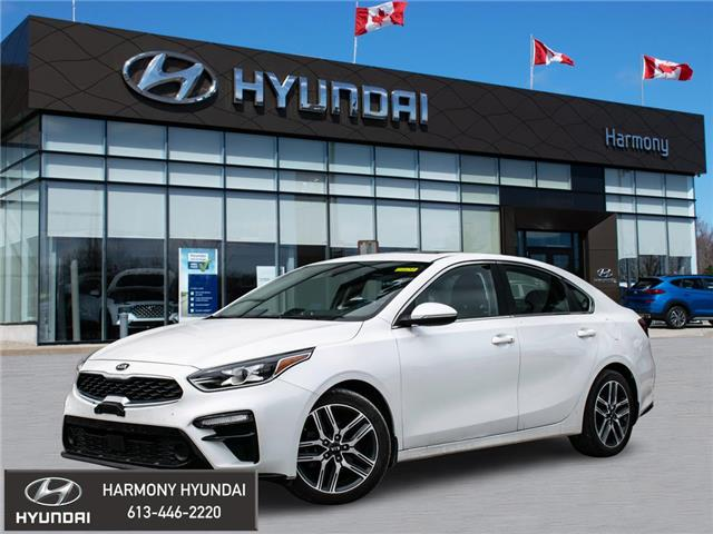 2019 Kia Forte EX Limited (Stk: 21213A) in Rockland - Image 1 of 30