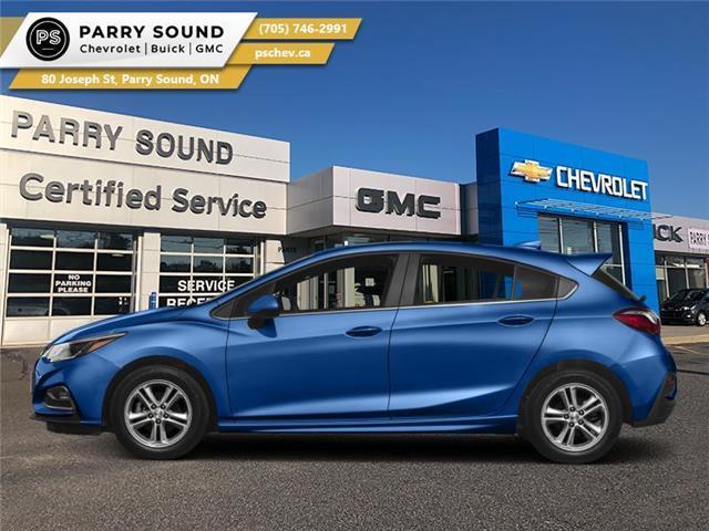 2017 Chevrolet Cruze Hatch LT Auto (Stk: 17-131) in Parry Sound - Image 1 of 1
