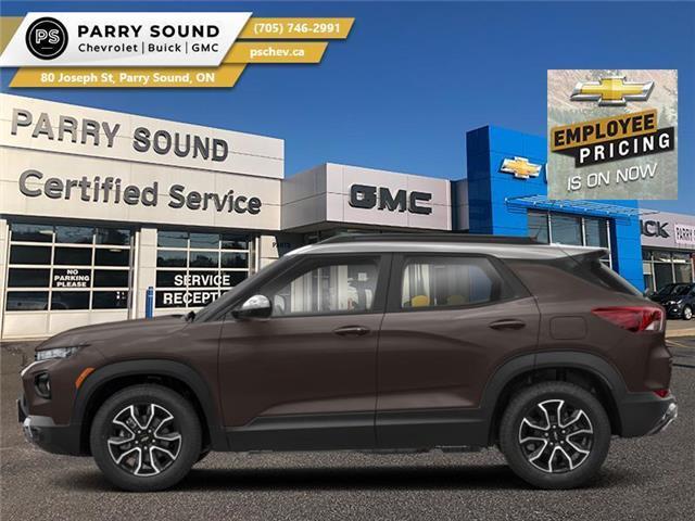 2021 Chevrolet TrailBlazer ACTIV (Stk: 21845) in Parry Sound - Image 1 of 1