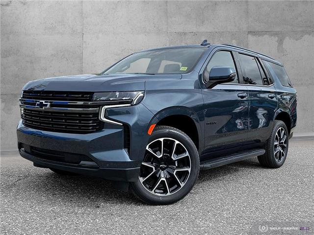 2021 Chevrolet Tahoe RST (Stk: 21107) in Quesnel - Image 1 of 25