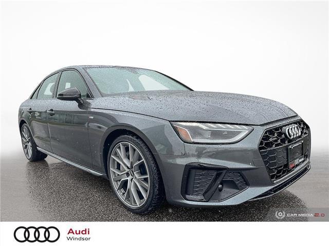 2021 Audi A4 45 Progressiv (Stk: 21190) in Windsor - Image 1 of 30