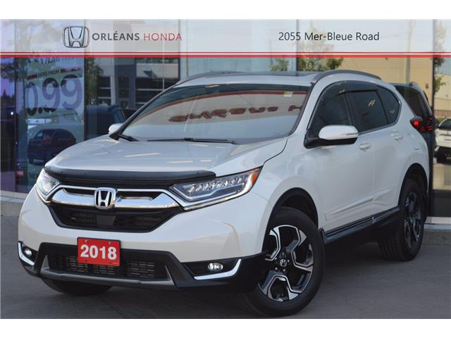 2018 Honda CR-V Touring (Stk: 16-210209A) in Orléans - Image 1 of 30