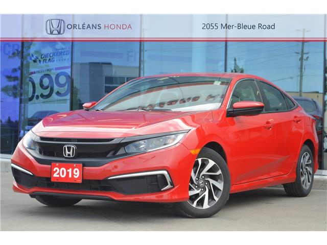 2019 Honda Civic EX (Stk: 16-210016A) in Orléans - Image 1 of 27