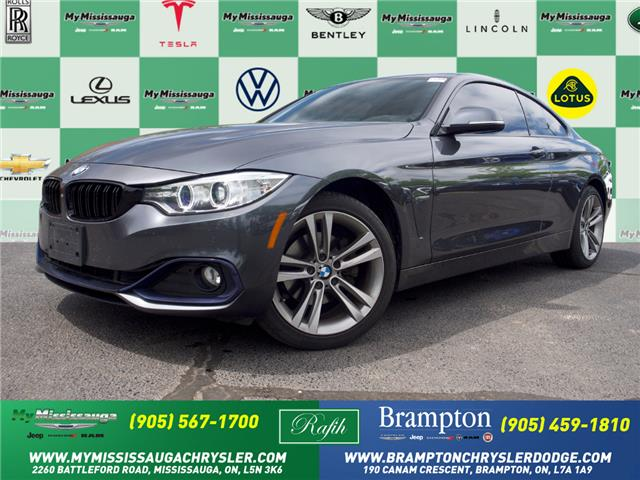 2016 BMW 428i xDrive (Stk: 1526A) in Mississauga - Image 1 of 29