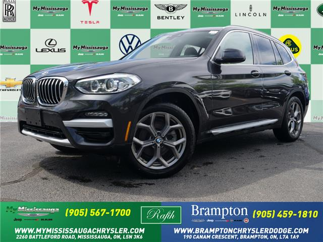 2020 BMW X3 xDrive30i (Stk: 1512) in Mississauga - Image 1 of 28