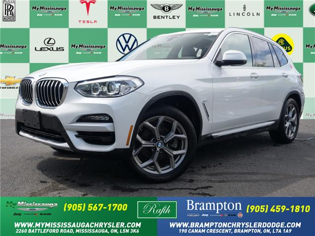 2020 BMW X3 xDrive30i (Stk: 1513) in Mississauga - Image 1 of 28