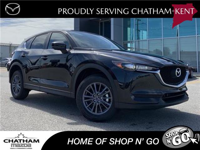 2021 Mazda CX-5 GX (Stk: NM3472) in Chatham - Image 1 of 22
