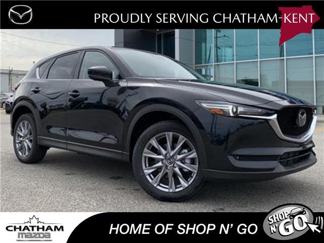 2021 Mazda CX-5 GT w/Turbo (Stk: NM3500) in Chatham - Image 1 of 22