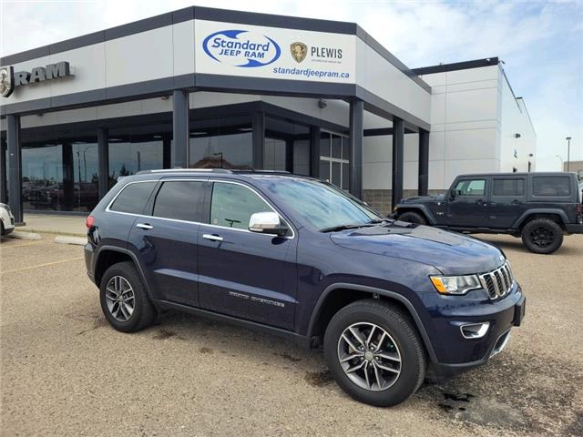 2017 Jeep Grand Cherokee Limited (Stk: 5M078A) in Medicine Hat - Image 1 of 23
