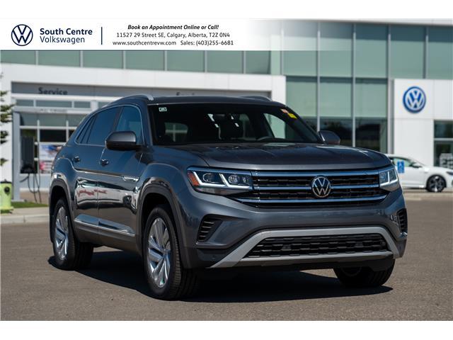 2021 Volkswagen Atlas Cross Sport 3.6 FSI Highline (Stk: 10286) in Calgary - Image 1 of 43