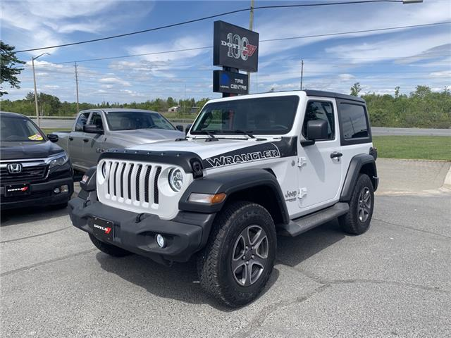 2019 Jeep Wrangler Sport (Stk: 70201) in Sudbury - Image 1 of 18