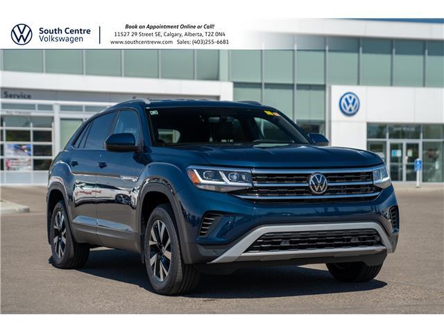 2021 Volkswagen Atlas Cross Sport 3.6 FSI Comfortline (Stk: 10281) in Calgary - Image 1 of 41