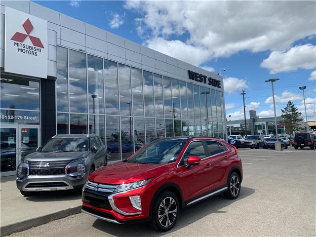 2020 Mitsubishi Eclipse Cross GT (Stk: T20229A) in Edmonton - Image 1 of 28