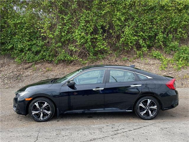 2017 Honda Civic Touring (Stk: M0263A) in London - Image 1 of 10