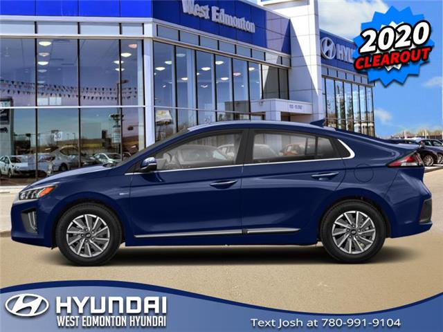 2020 Hyundai Ioniq EV Ultimate (Stk: IE07908T) in Edmonton - Image 1 of 1