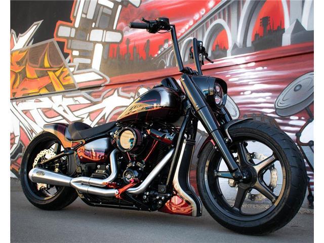 2019 Harley-Davidson FLSL - Softail® Softail Slim®  (Stk: ) in Saskatoon - Image 1 of 11
