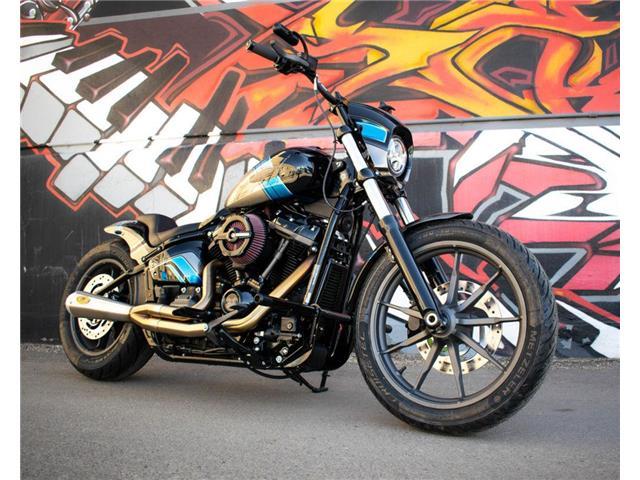 2020 Harley-Davidson FXST - Softail® Standard  (Stk: ) in Saskatoon - Image 1 of 7