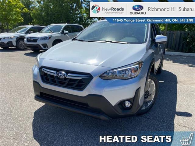 2021 Subaru Crosstrek Touring w/Eyesight (Stk: 35873) in RICHMOND HILL - Image 1 of 22