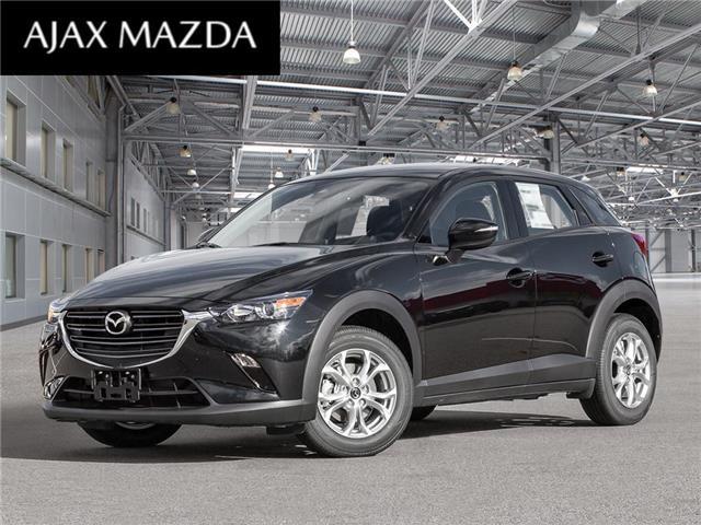 2021 Mazda CX-3 GS (Stk: 21-1567) in Ajax - Image 1 of 23