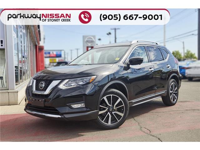 2018 Nissan Rogue  (Stk: N1836) in Hamilton - Image 1 of 27