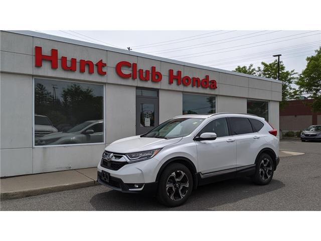 2019 Honda CR-V Touring (Stk: 7960A) in Gloucester - Image 1 of 22
