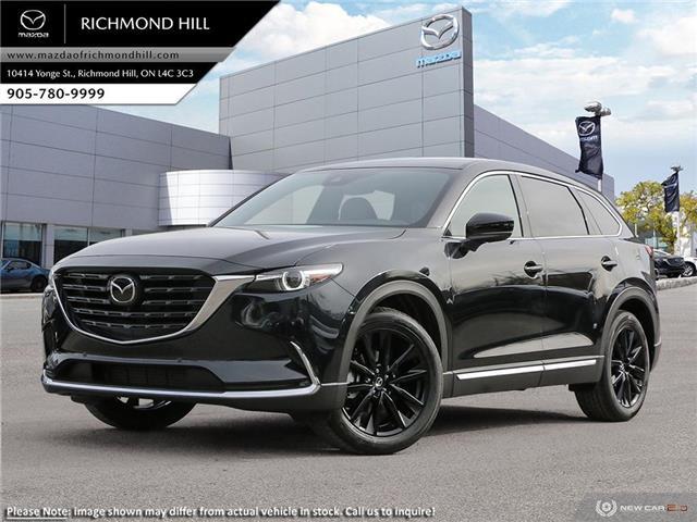 2021 Mazda CX-9 Kuro Edition (Stk: 21-453) in Richmond Hill - Image 1 of 22