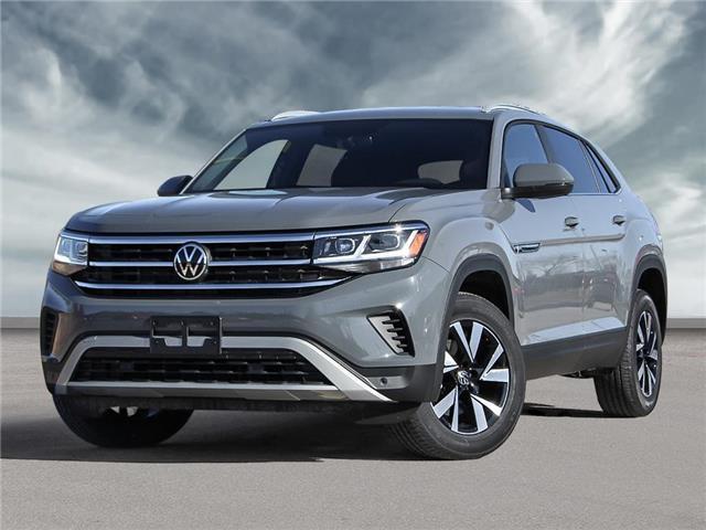 2021 Volkswagen Atlas Cross Sport 3.6 FSI Comfortline (Stk: 219038) in Cambridge - Image 1 of 23