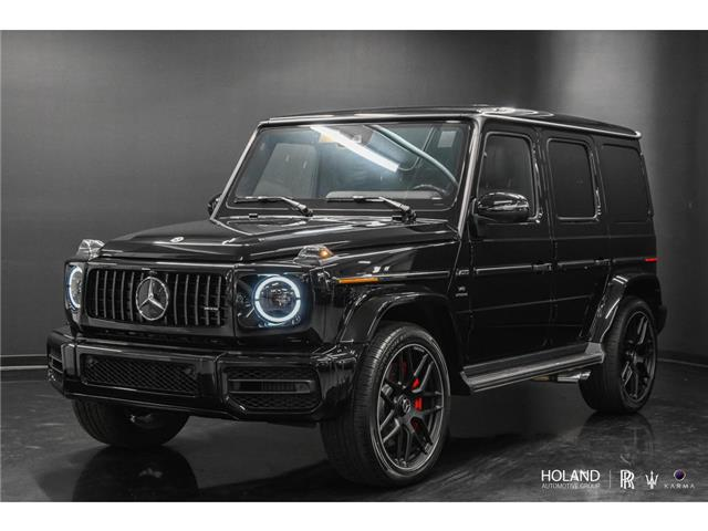 2021 Mercedes-Benz G-Class AMG G 63 4MATIC - Lease Only (Stk: A67544) in Montreal - Image 1 of 30