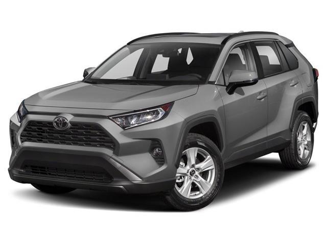 2021 Toyota RAV4 XLE (Stk: N21340) in Timmins - Image 1 of 9