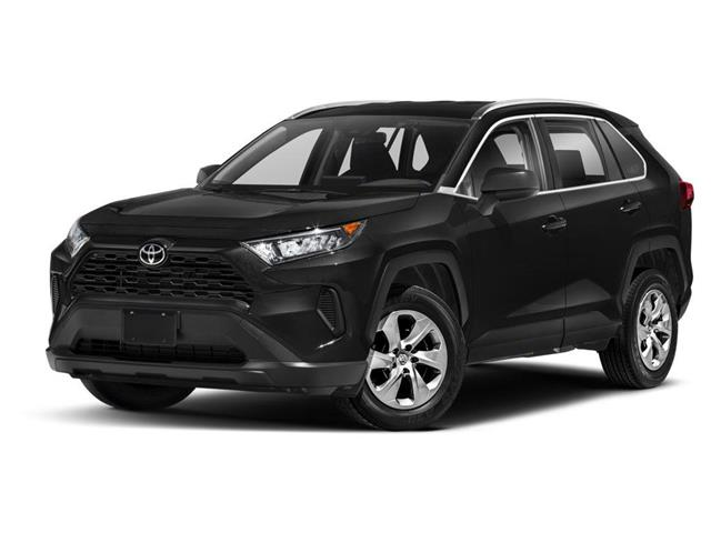 2021 Toyota RAV4 LE (Stk: N21342) in Timmins - Image 1 of 9