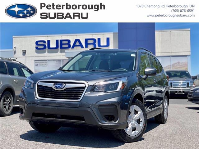 2021 Subaru Forester Base (Stk: S4668) in Peterborough - Image 1 of 30