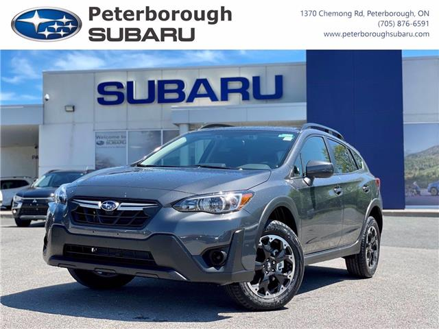 2021 Subaru Crosstrek Convenience (Stk: S4665) in Peterborough - Image 1 of 30