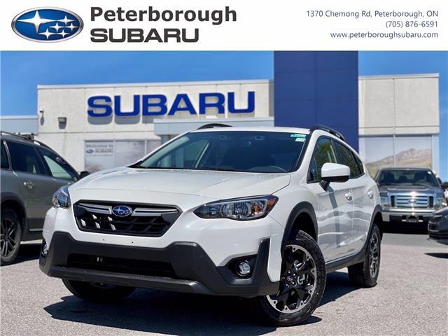 2021 Subaru Crosstrek Touring (Stk: S4671) in Peterborough - Image 1 of 30
