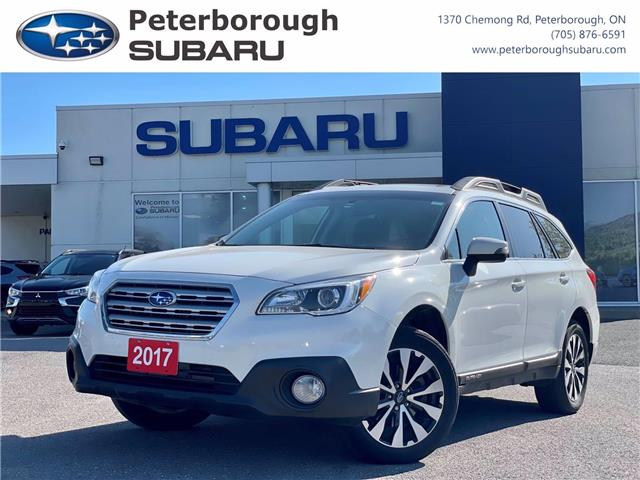 2017 Subaru Outback 3.6R Limited (Stk: SP0442) in Peterborough - Image 1 of 30