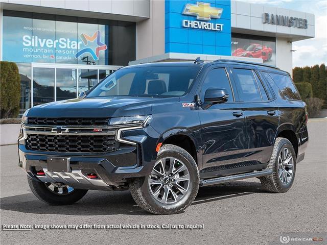 2021 Chevrolet Tahoe Z71 (Stk: 21609) in Vernon - Image 1 of 22
