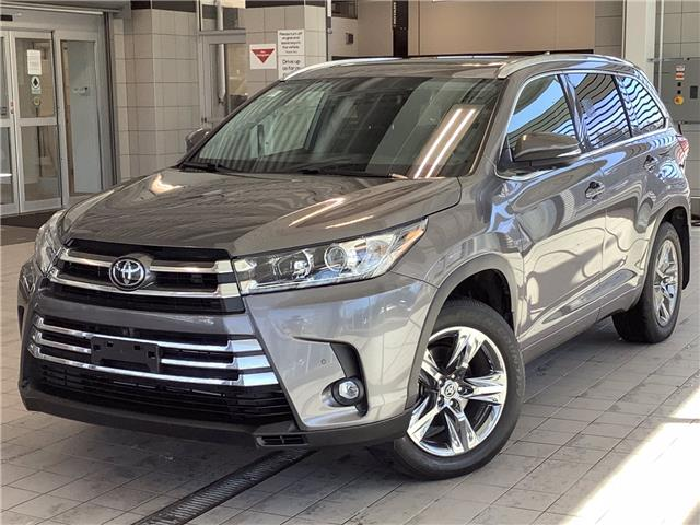 2019 Toyota Highlander Limited (Stk: P19437) in Kingston - Image 1 of 30