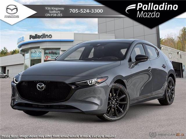 2021 Mazda Mazda3 Sport GT (Stk: 8016) in Greater Sudbury - Image 1 of 23