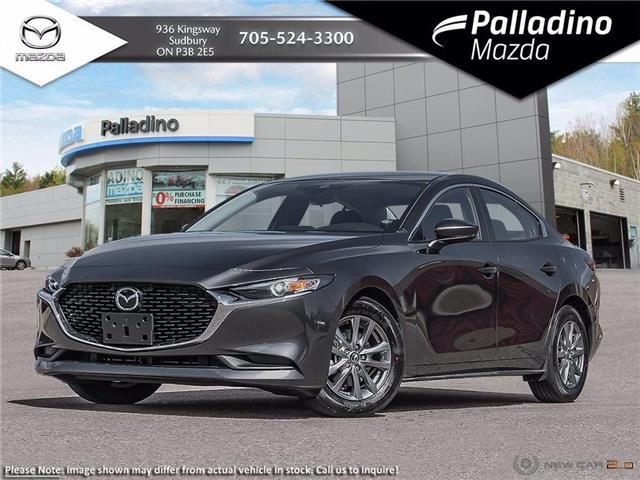 2021 Mazda Mazda3 GS (Stk: 8030) in Greater Sudbury - Image 1 of 23